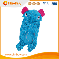 Pet Cat Dog Clothes Elephant Halloween Velet Fleece Lining Coat Jacket, Dog Costume for Halloween, Christmas, Parties