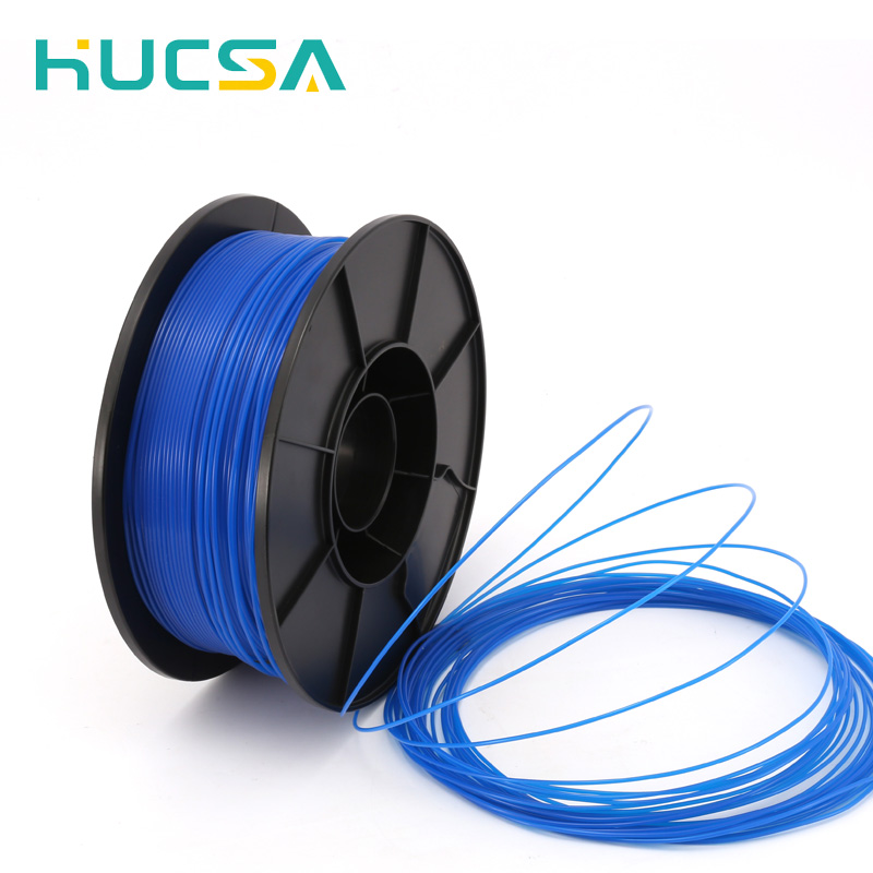 abs pla 3d printer filament 1.75/3mm for 3d printing plastic spool 1kg