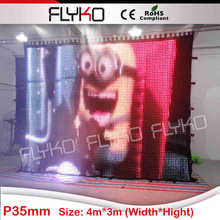 lights ail full XXX video free/led video display