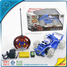 4 Channel RC Q Version F1 RC Cartoon Version F1 Remote Control Baby Car For Kids Toy Car Wheels For Sale F1 RC Car With Battery