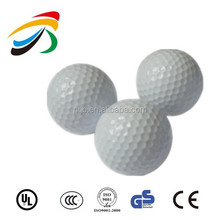 2 or 3 pierces floating bulk used golf balls