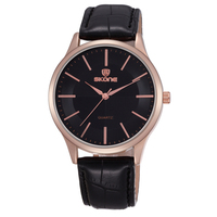 Fashion 9343 branded couple watches