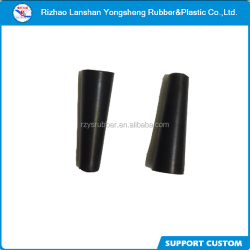 free sample good quality cone rubber shaft sleeve