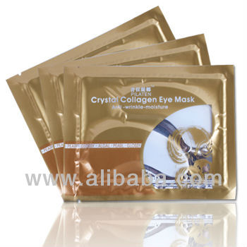 PILATEN crystal collagen eye mask