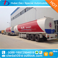 High Capacity 40000 Liters Oil Fuel