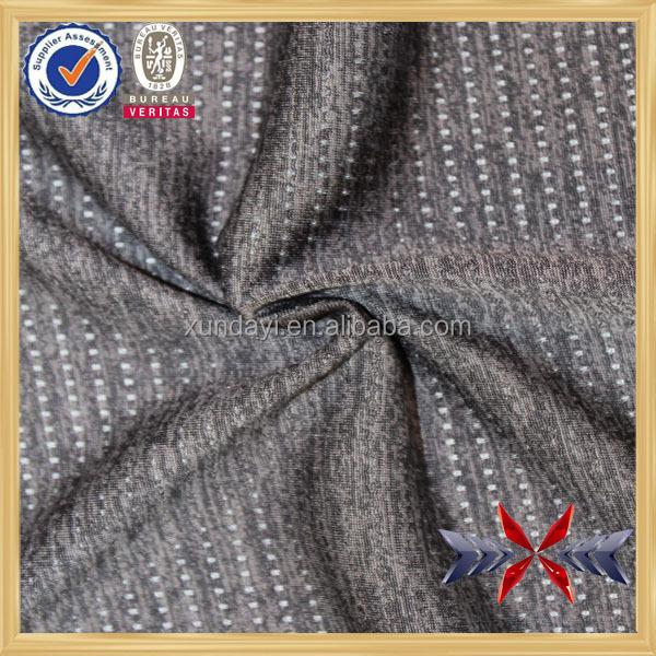 Hot sale soft knit space dye hole mesh soft knit fabric for Space dye knit fabric by the yard