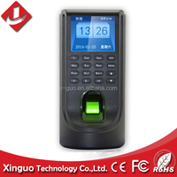 time recorder machine with rubber keypad,portable biometric fingerprint time attendance electronic time recorder