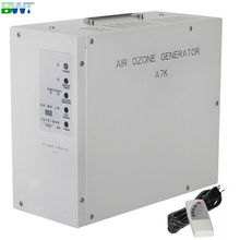 hot air generator 7g air ozone sterilizing machine to purify air for kitchen hotel rooms
