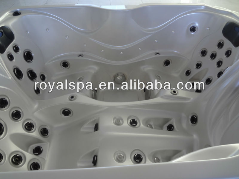 2014 Promotion Hot Tub Family Personal Sex Massage Baths outdoor spa with skirt