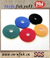 80% NYLONMIX 20% POLYESTER HOOK AND LOOP WITH CHEAP PRICE