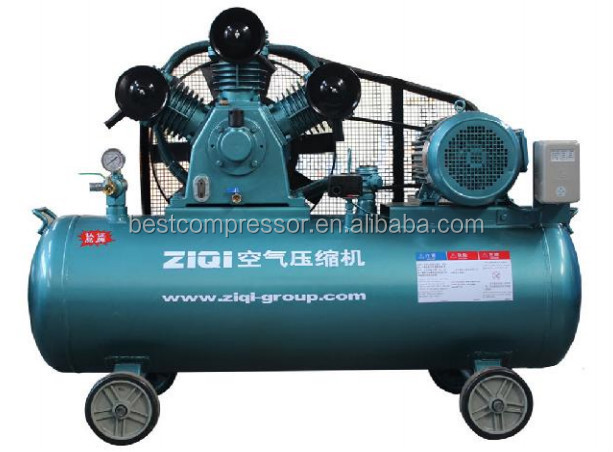 Mobile Piston Air Compressor Machine Prices For Car Wash