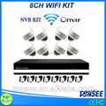 ip nvr 8ch cctv camera wifi dome camera military tents wifi ip camera kit P2P
