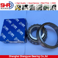 SYBR roller bearing 32215 75x130x31mm metric cheap tapered roller bearing steel cage