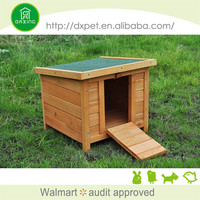Single Rabbit and Guinea Pig Hutch DXR003