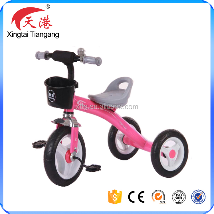 Hot sale cheap tricycle for kids, baby ride on toys, children three wheel bike bicycle