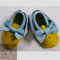 Baby Girl Toddler Leather Skidproof Summer Flower Sandel Shoes