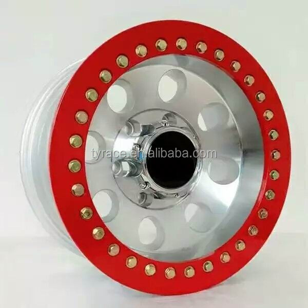 alloy beadlock off road 4x4 wheel rims