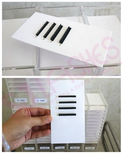 Eyelash Extensions Kit Tray Display for Salons