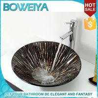 Top Selling Products 2015 Flat Glass Mexican Sanitary Ware Factory