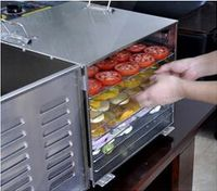 High Quality Electric Vegetable and Fruit Dehydrator