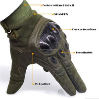 SabreTA Outdoor Full Finger Tactical Military