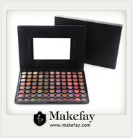 2015 Newest wholesale 88 high gloss eyeshadow makeup palette