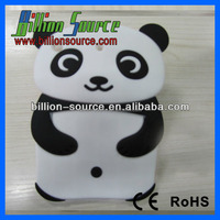 Silicon Case For Ipad 2/3/4 With 3D panda Image