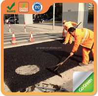 Cold asphalt supplier / road construction material / pothole repair cold asphalt