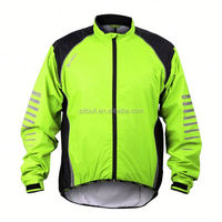 Colorful best-selling cycling wear men biker leather jacket from akleatherware manufacturer