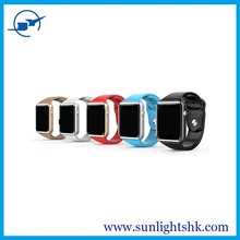 New Q8 Colorful Smart Watch for Apple iPhone 4 5S 6 Plus Samsung Huawei Xiaomi OPPO BT 4.0 Wristband Men Women (white)