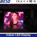 Indoor &outdoor used P3.91 led moving sign Full color led digital displays rental aluminum led screens