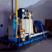 newly type eco-friendly high speed CNG Natural Gas Compressor 5000Nm3 compressor plc in industry