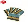 special paper fancy postcard printing craft paper card