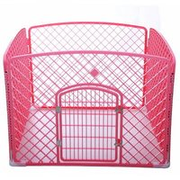 environmentally friendly non-toxic plastic foldable puppy pet pen
