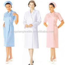 TC twill fabric, cotton twill fabric, cotton nurse uniform fabric