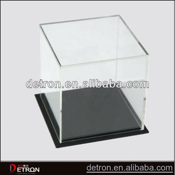 Best selling Durable large acrylic display cube