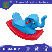 New design injection two-shot mold for plastic children toys car