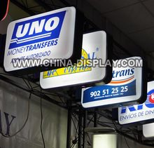 Advertising outdoor optical chain store led signs shop signs
