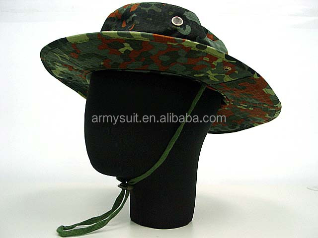 German jungle camouflage Boonie hat