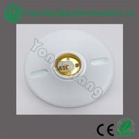 Manufact types of e27 bulb lamp fluorescent lamp socket
