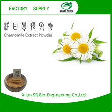 SR Famous Brand Apigenin 98% / Dried Chamomile Tea Extract Powder / Cas No.:520-36-5