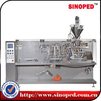 New style hotsell horizontal packing machine for powder