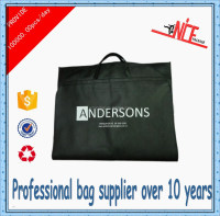 nonwoven garment foldable dry clean bags