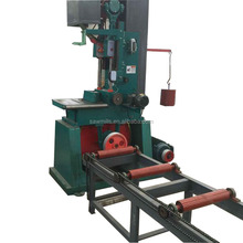 used sawmill machine horizontal wood cutting band saw