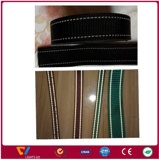 dongguan 3m reflective fabric tape for clothing