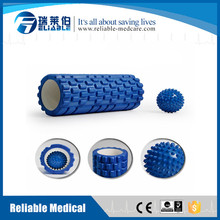 RM-MF01 Hot selling high density cheap eva foam roller with spikes