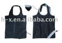 straw berry 210D or 190T foldable shopping bags