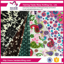 China Wholesale High Quality Minky Embossed Fabric