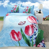 china wholesale mattress toppers wedding cotton bed sheets set baby bedding sets