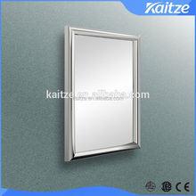 hacer grandes enmarcado espejo de pared moderno hotel de mltiples facetas tamao disponible